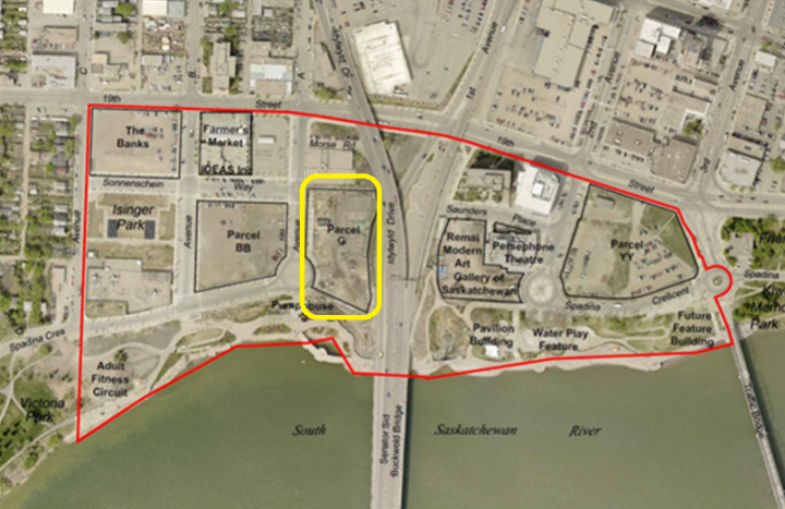 The River Landing site had originally been approved for sale and was to be released by the City of Saskatoon in the summer of 2019.