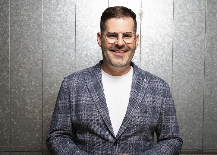 Ryan Jespersen has been recognized for his efforts around mental health in Alberta.