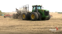 Continue reading: Manitoba farmers anxious for moisture with spring seeding already underway