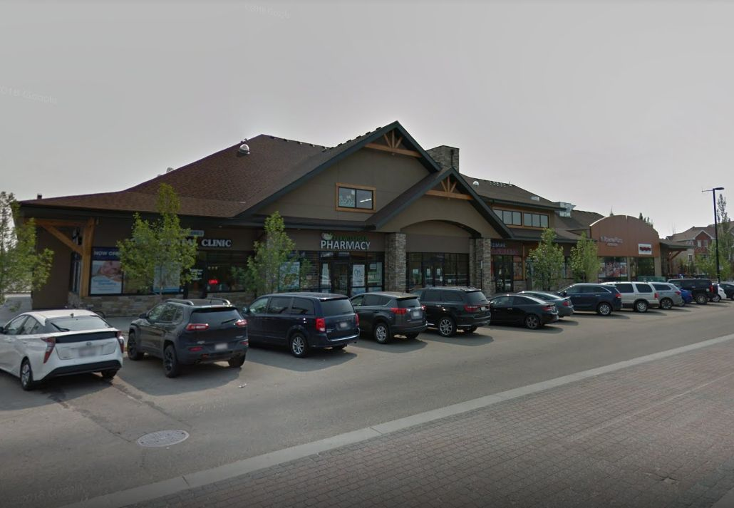The Terwillegar Family Clinic, located at 1729 Towne Centre Blvd, in southwest Edmonton, Alta.