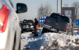 Continue reading: Over 400 crashes reported within 24 hours after GTA's first major snowfall: OPP