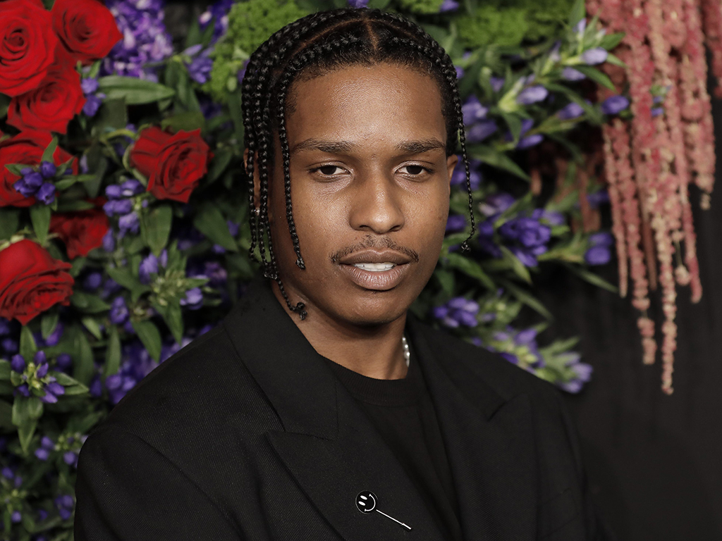 A$AP Rocky attends Rihanna's fifth annual Diamond Ball, benefitting the Clara Lionel Foundation, at Cipriani Wall Street in New York City, on Sept. 12, 2019.