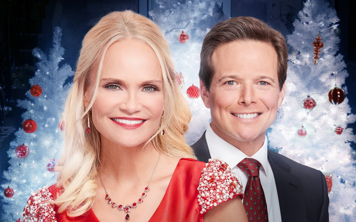 'A Christmas Love Story' will air during Hallmark's Countdown to Christmas.