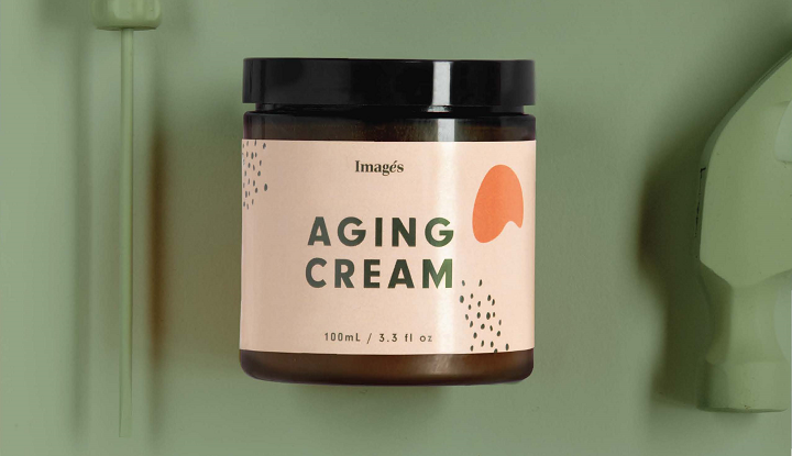 """A fake """"aging cream"""" campaign was created to help garner people's attention to the topic of ageism."""