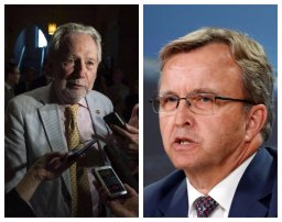 Continue reading: Peter Harder, Grant Mitchell stepping down from government roles in Senate
