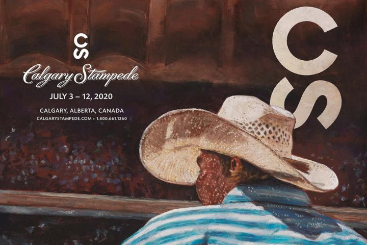 Canada Calgary Stampede Poster