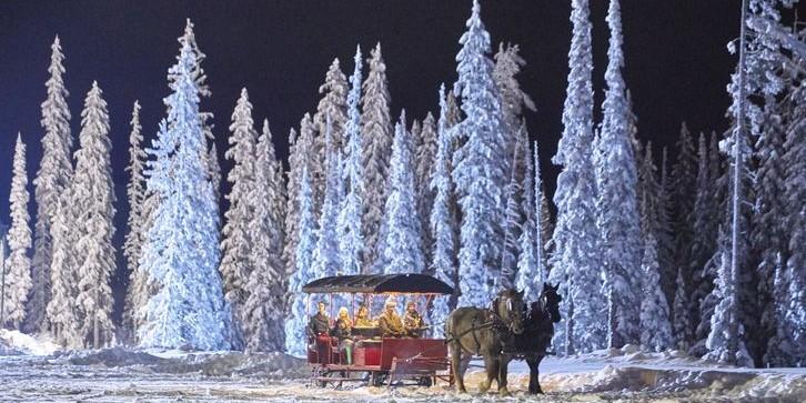 Hallmark has begun filming at Big White Ski Resort.