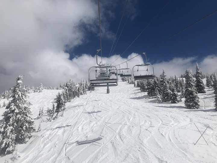 Big White is the nation's third-best ski resort, according to an online article. The resort also won a national tourism award this week.