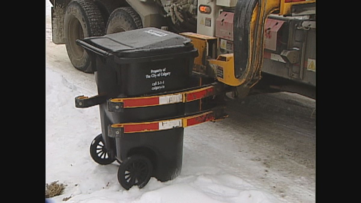 City Council will look at privatizing a part of the black bin pickup program.