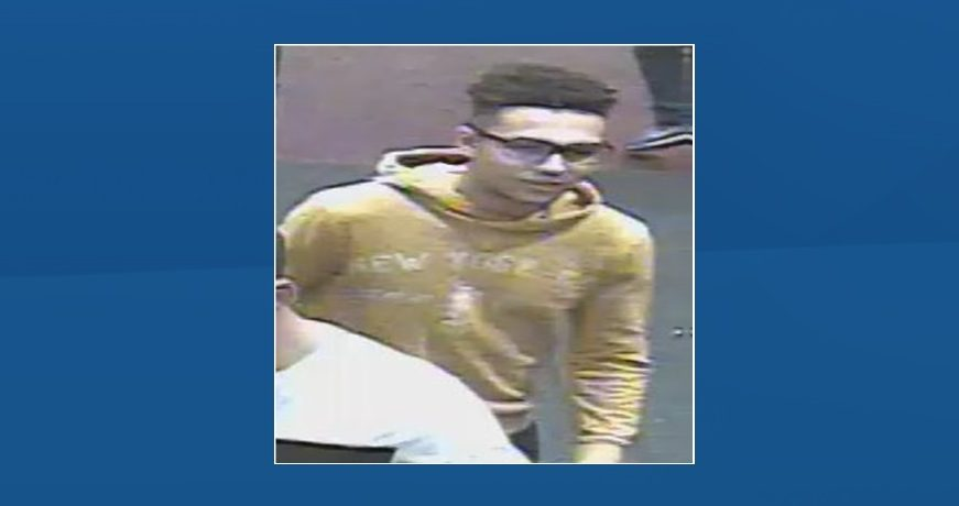 Calgary police are looking for a man believed to have pointed a gun at person during a July robbery.
