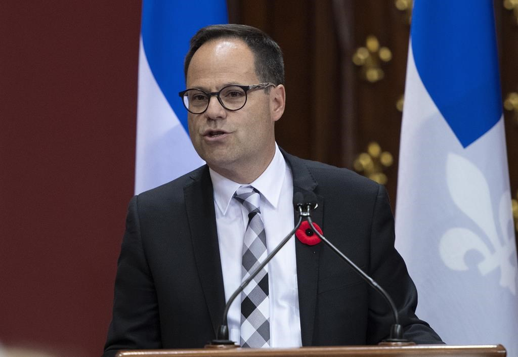 QuebecLiberals are scheduled to elect a new chief in May.