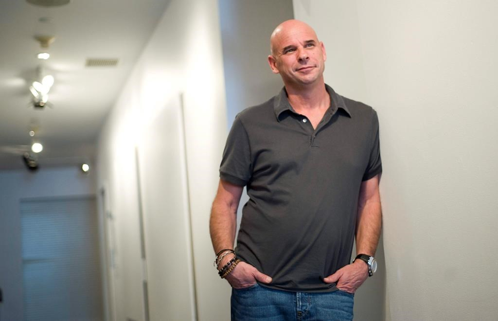 Co-founder of Cirque du Soleil Guy Laliberté poses for a photograph in Montreal, Tuesday, June 21, 2011.