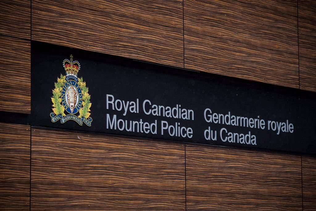 RCMP allege three people entered a home in Village-Blanchard and assaulted a person inside with a weapon.