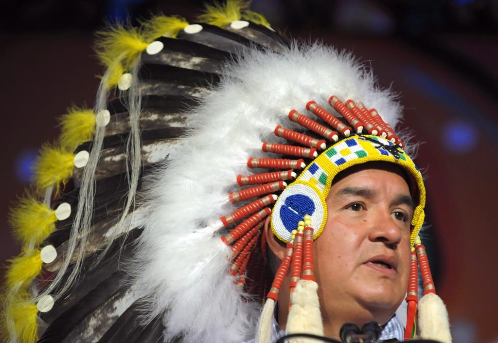 Federation of Sovereign Indigenous Nations Chief Bobby Cameron says the FSIN is requesting about $360 million annually for five years to implement Bill C-92.