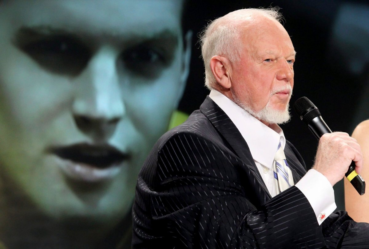 "Sportsnet fired Don Cherry after the veteran hockey commentator called new immigrants ""you people"" on his ""Coach's Corner"" segment while claiming they do not wear poppies to honour Canadian veterans."