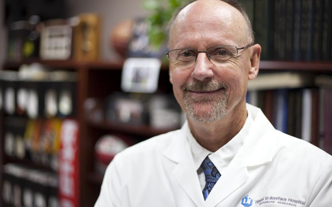 Dr. Grant Pierce.
