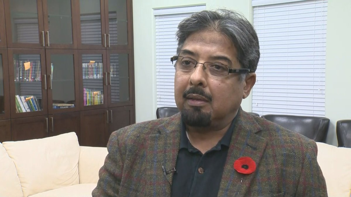 Dr. Habib ur Rehman, President of the Ahmadiyya Muslim Jama'at Regina Chapter, spoke to Global News about controversial Don Cherry comments.