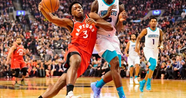 Canada reviewing NBA plan for Raptors to play in Toronto amid coronavirus: minister
