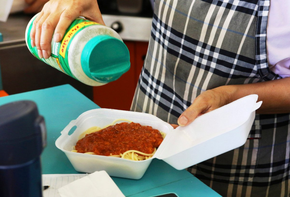 Styrofoam take-out containers will be a thing of the past in Vancouver, starting on New Year's Day 2020.