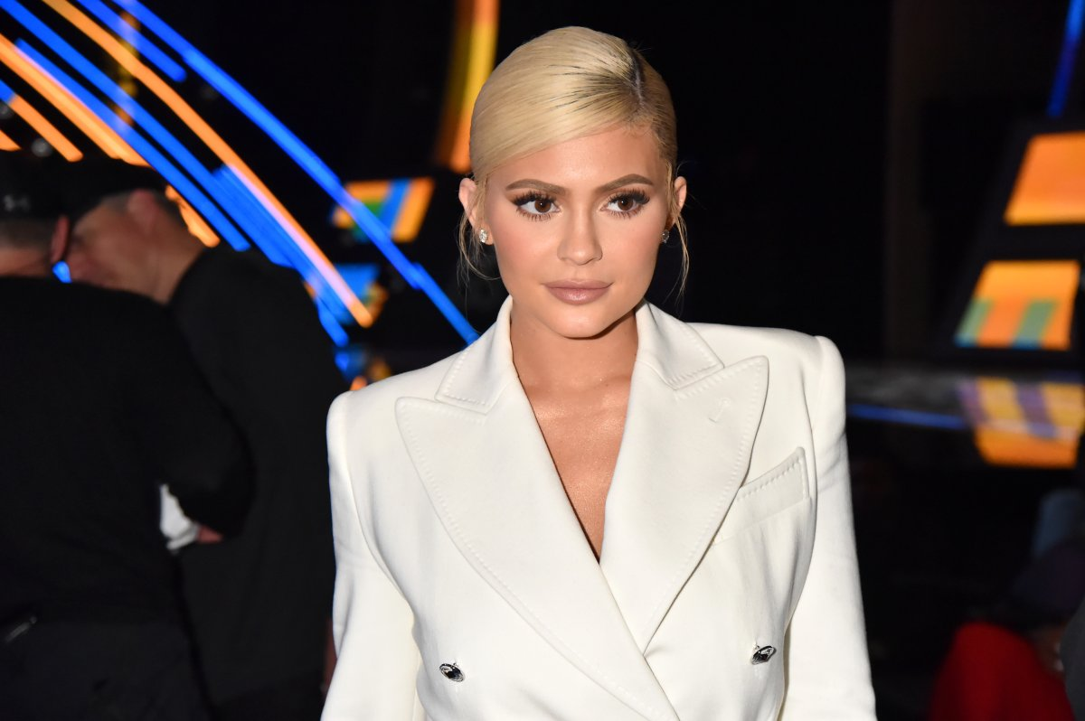Kylie Jenner attends the 2018 MTV Video Music Awards at Radio City Music Hall on Aug. 20, 2018 in New York City.