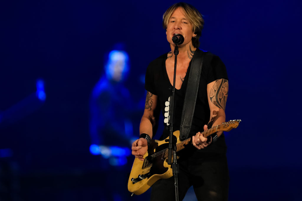 Keith Urban is coming to Calgary in 2020.