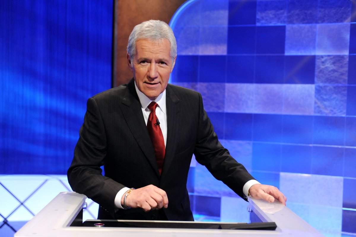 Longtime 'Jeopardy!' host Alex Trebek will helm the 'Jeopardy! The Greatest of All Time' event in January.