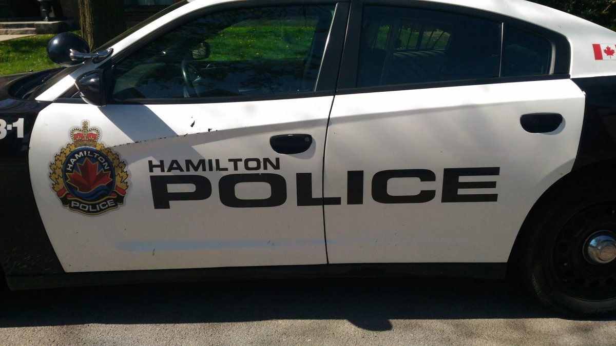 Hamilton police investigating an early morning shooting.