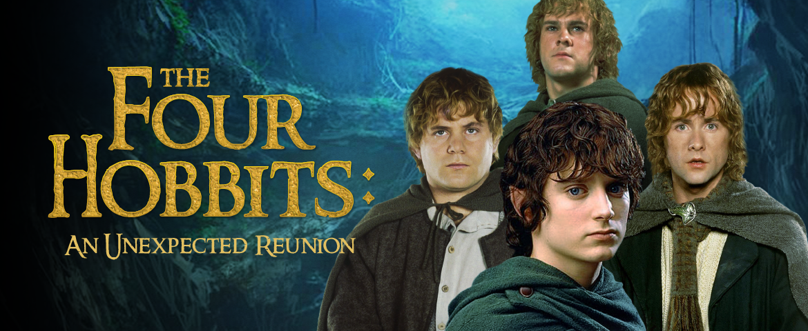 Calgary Expo has announced the actors who played four hobbits in the Lord of the Rings franchise will be reuniting at the 2020 expo.