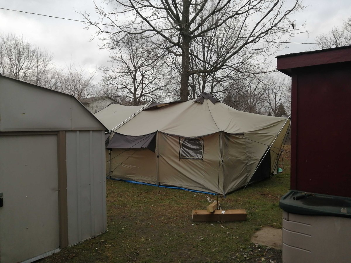 beth emanuel urban haven tents