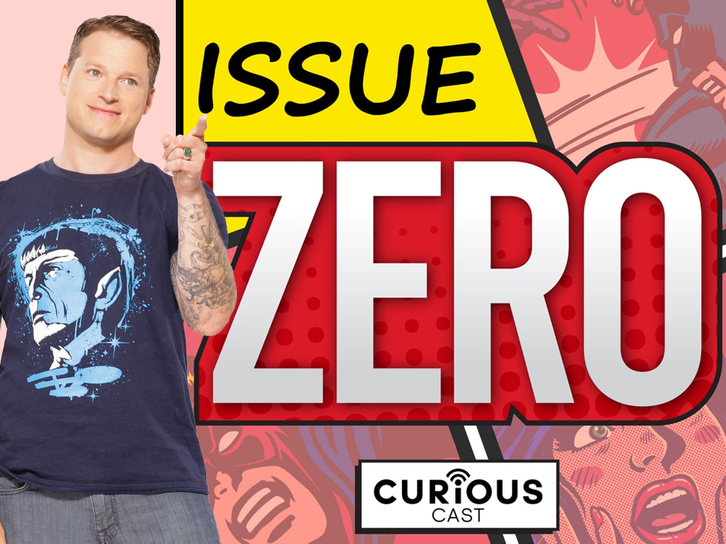 """Q107 host """"Fearless"""" Fred Kennedy in a promo for Corus Entertainment's latest podcast, 'Issue Zero,' which debuts through Curiouscast on Nov. 12. New episodes bi-weekly."""