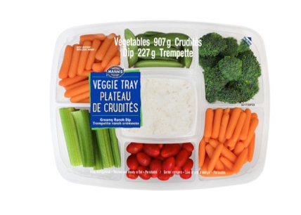 Mann Packing Co. Inc. has voluntarily recalled a number of vegetable products sold in Canada and the U.S. over possible Listeria contamination.