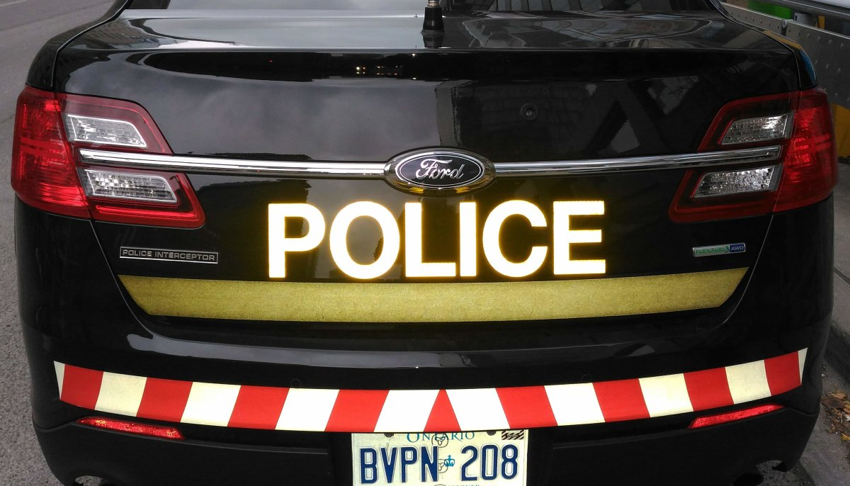 OPP are investigating the death of a man following a single-vehicle collision on Highway 15 northeast of Portland, Ont.