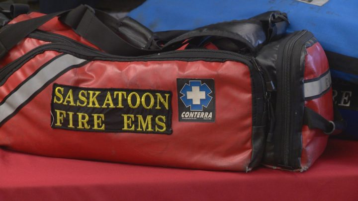 Firefighter-paramedic role in Saskatoon evolves over 30 years