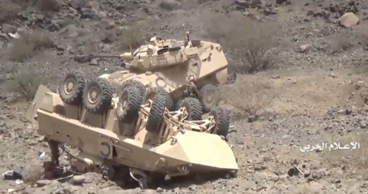 New report details how Canadian made weapons are allegedly fuelling Yemen war