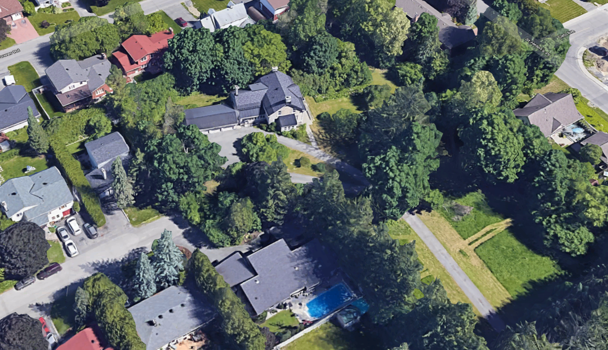 Ottawa's planning committee has approved an application for a 10-lot subdivision at 21 Withrow Ave. in Nepean, in west Ottawa. Kilmorie house, the heritage home on the site, was once home to a Confederation Poet.