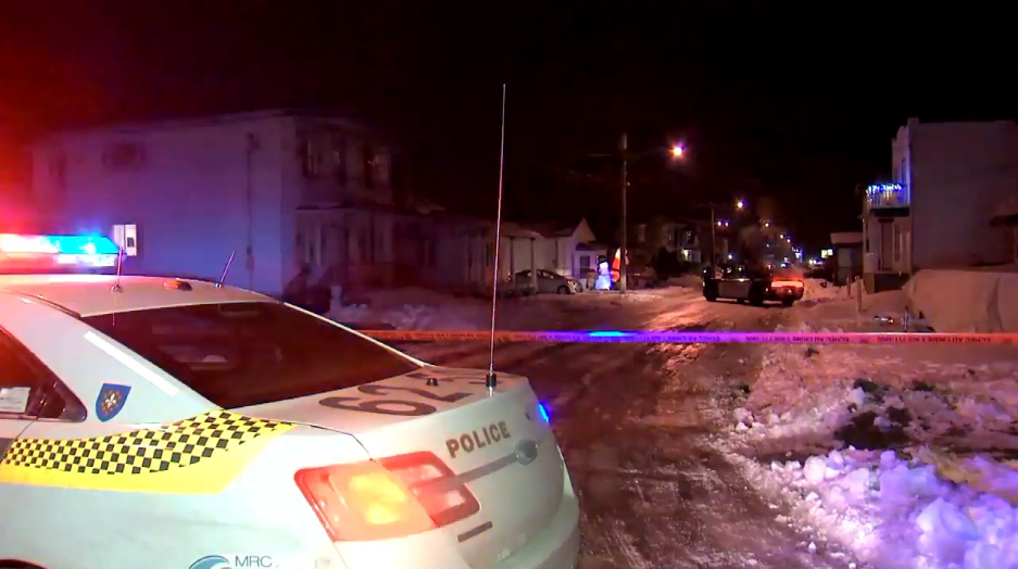 SQ spokesperson Stéphane Tremblay said the victim was immediately brought to hospital, where she was pronounced dead.