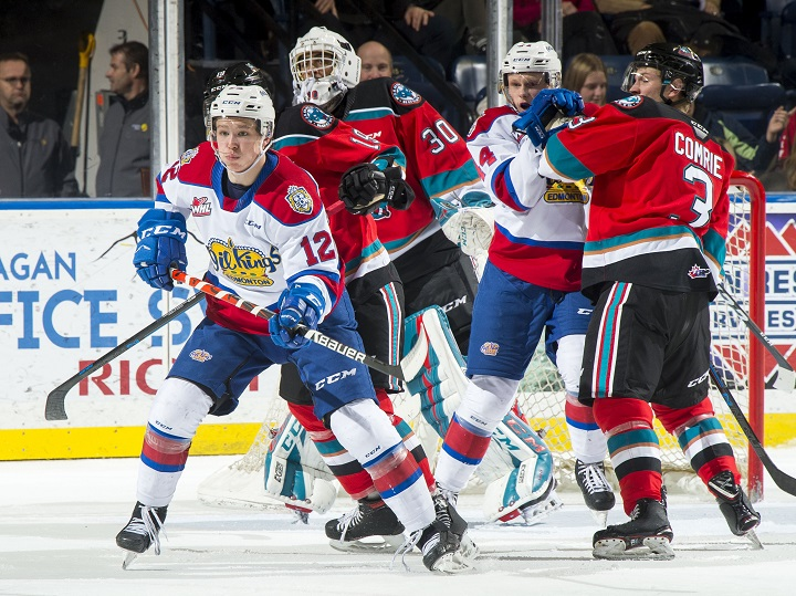 The WHL said it made the decision to again delay the start of its 2020-21 season following consultation with regional health authorities. The league's board of governors will meet in January to consider potential start dates.