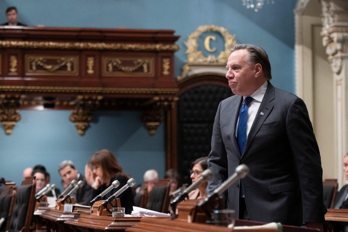 Quebec Premier François Legault is already planning his political exit.