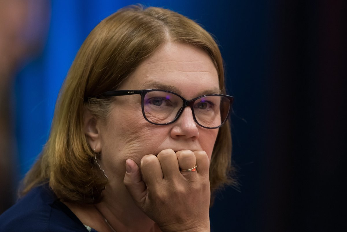 Former federal health minister Jane Philpott says better health data is important to improving coronavirus response, and understanding how the virus is hitting some harder than others.