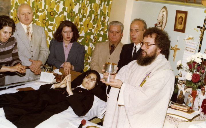 Sister Carmelina is shown in a handout photo. She spent the last 23 years of her life bedridden at Toronto's Riverdale Hospital. The Archdiocese of Toronto recently wrapped up its 10-year investigation into Sister Carmelina as phase one on the road to sainthood. That package was recently sent to the Vatican for the next phase.