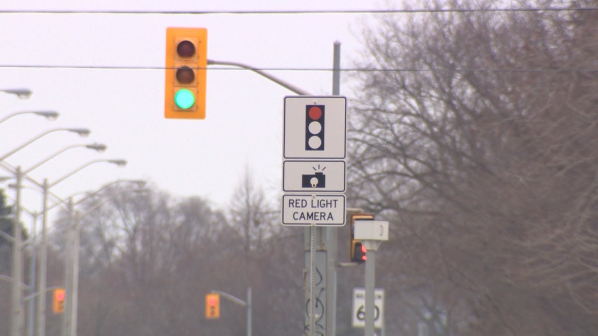 Eight Ontario municipalities currently use red-light cameras, including Ottawa, Toronto and London.