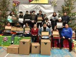 Continue reading: Plane delivers donated Christmas gifts to Saskatchewan First Nation