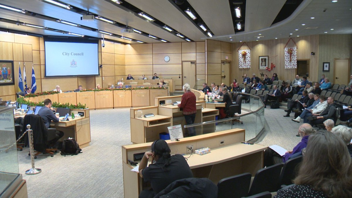 Regina city council heard from delegations as 2020 budget discussions began Monday night.
