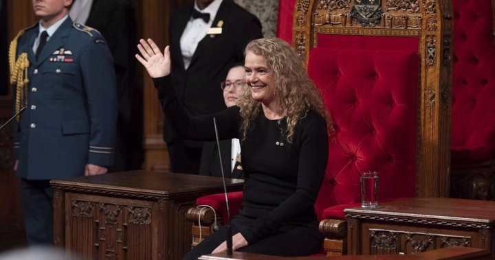 Throne speech's usual grandiose ceremony to be paired down amid coronavirus