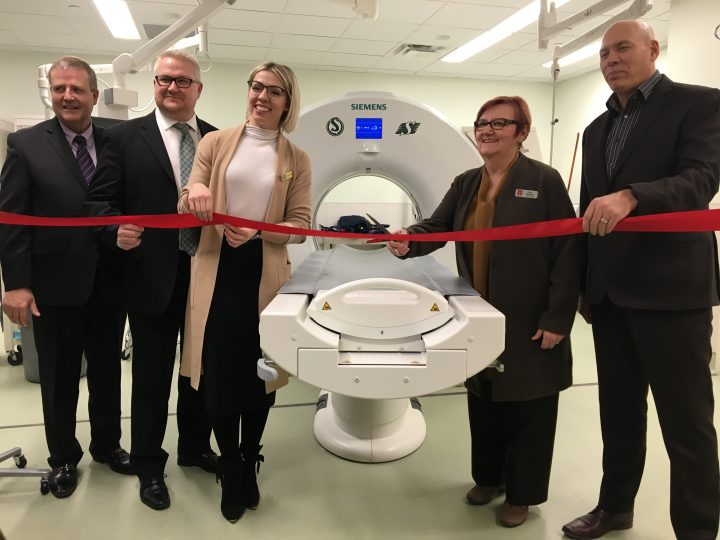 Patients to benefit from new CT scanner at St. Paul's Hospital: health officials