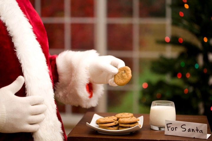 Ottawa residents can leave cookies, milk — and maybe a bottle of hand sanitizer — out for Santa Claus this year, health officials confirmed Friday.
