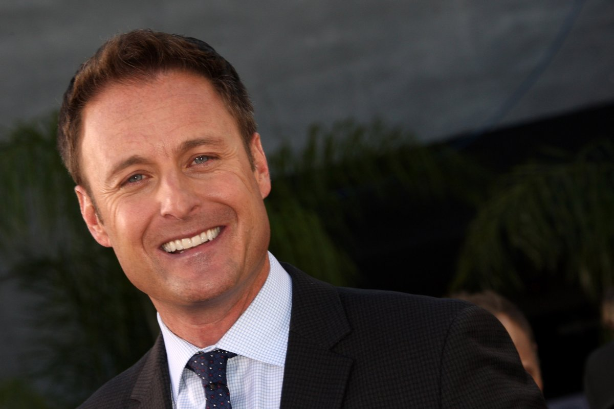 TV host Chris Harrison attends the ABC's 'The Bachelor' Season 19 premiere, held at the Line 204 East Stages on Jan. 5, 2015 in Hollywood, Calif.