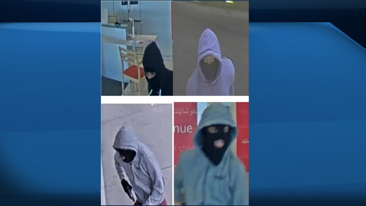 The Canadian Bankers Association, through the Toronto police, is offering a $25,000 reward for the arrest and conviction of suspects wanted in connection with a series of reported GTA bank robberies.