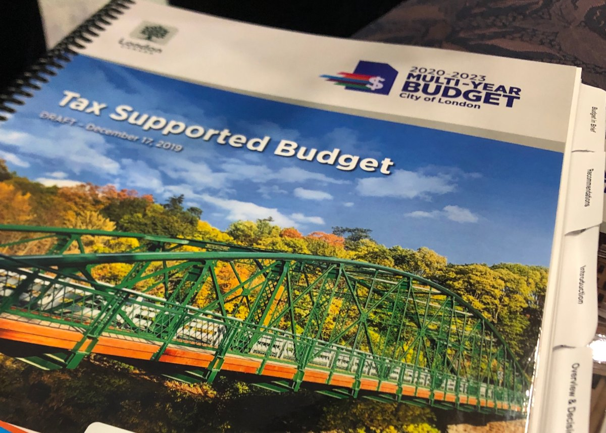A finalized version of the budget is set to arrive in early March.