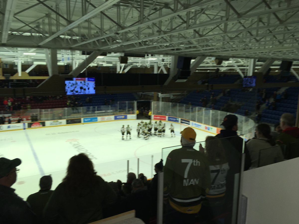 London Knights fall 7-4 in North Bay - image